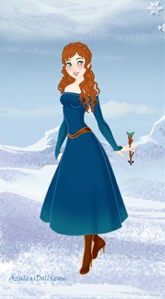 snow queen game