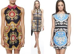 Fashion Blog   Multi-Coloured Digital Print Dresses. http://thefashioncatalyst.com/site/2012/11/multi-coloured-digital-print-dresses/