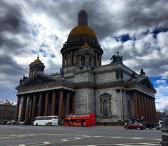 Amazing shot  by @galinailhan  Saint isaacs Cathedral #St.Petersburg #Russia  - Architecture and Home Decor - Bedroom - Bathroom - Kitchen And Living Room Interior Design Decorating Ideas - #architecture #design #interiordesign #homedesign #architect #architectural #homedecor #realestate #contemporaryart #inspiration #creative #decor #decoration
