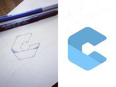Branding: Logo design by Julien Renvoye for Mixpanel