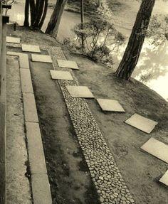 Kyoto  1962.  Kansuke Ymamoto. ©Toshio Yamamoto.