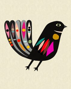 The Little Fantail | inaluxe