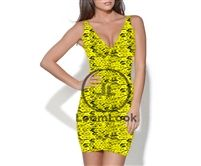 Yellow ebay dress viral picture