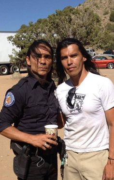 Wow Hottie's I've been So Naughty Handcuffs would be a great idea after you make sure you search me and make sure am not holding anything on my body! Lol ZAHN MCCLARNON and David Midthunder! Native American Models, Native American Pictures, Native American Quotes, Native American Beauty, Native American History, Native American Indians, Native Americans, American Pride, Thing 1