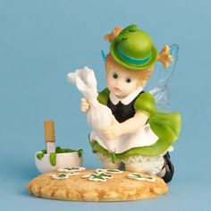 Merveilleux Enesco My Little Kitchen Fairies Fairie Decorating Cookie Figurine,  3.5 Inch Enesco Http: