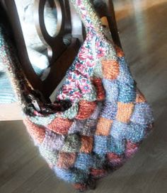 I have been making and carrying knapsacks for quite a while now, and although I do love their convenience, I wanted a change. I really lo...
