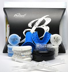 Smile Brilliant provides individuals with a professional teeth whitening in the comfort of their own home for a fraction of the cost of going to the dentist. #giveaway