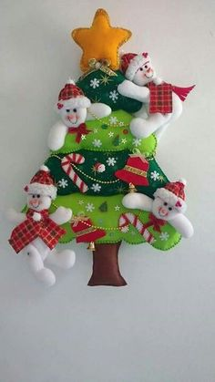 Bucilla Joy To The World ~ Felt Christmas Stocking Kit Christmas Stocking Kits, Felt Christmas Stockings, Felt Christmas Ornaments, Christmas Projects, Felt Crafts, Holiday Crafts, Holiday Decor, Christmas Makes, Christmas Tree Decorations