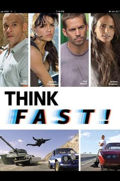 Paul Walker - Fast & Furious