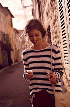 The Parisian Look: 8 Secrets To Look Parisian Pretty