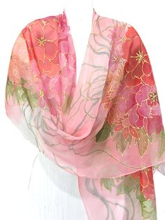 79960a30308b 8 Best Silk neck scarf images in 2019