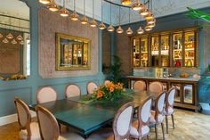 Rilke- ElleSpain Santa Maria Del Pi, Patio Interior, Life Is An Adventure, Conference Room, Table, Furniture, Home Decor, Restaurants, Image