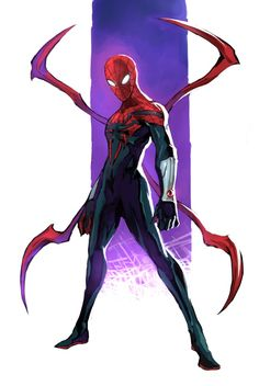 Superior Spider-Man by naratani.deviantart.com on @DeviantArt