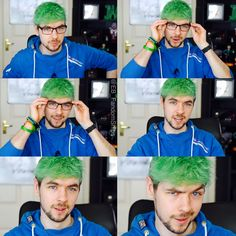 Jacksepticeye / Sean McLoughlin / Sean William McLoughlin / Septiceye Sam
