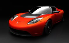 Tesla Cars Hd Background 9