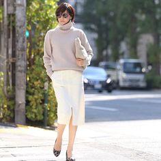 いいね!5,842件、コメント28件 ― TOMIOKA YOSHIKO OFFICIALさん(@yoshikotomioka)のInstagramアカウント: 「#outfit」