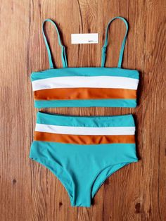 Bathing Suit Shorts, Summer Bathing Suits, Girls Bathing Suits, High Waist Bathing Suits, Slimming Bathing Suits, Swimsuit Tops, Swim Shorts, Bikini Tops, Cute Swimsuits