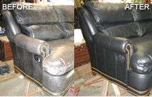 Leather Couch Chair And Sofa Furniture Repair Fibrenew