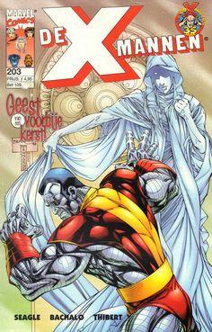 X-Mannen #203 Geest van een voorbije kerst