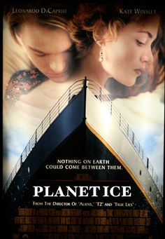 "The film was originally called ""Planet Ice"". 
