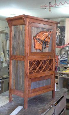porte moustiquaire qui a du panache meuble rustique
