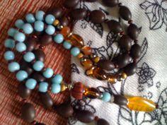 Tara Earth & Sky 108 Bead Yoga Mala <3 shop for good karma