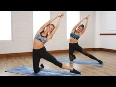 Tighten Your Love Handles With This Fitness Quickie - YouTube