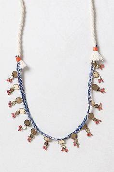 Anthropologie Bijouterie Layering Necklace