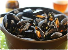 Belgium Food, Belgian Style, Seafood Pasta, My Plate, Chicken Recipes, Lunch Box, Food And Drink, Fish, Cooking