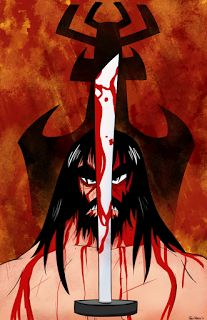 Samurai Jack Hits Movie Theaters This October Samurai Jack Wallpapers, Ashi Samurai Jack, Marvel Dc, Cartoon Movie Characters, Samurai Artwork, Fantasy Art Men, Old Cartoons, Fantastic Art, Amazing