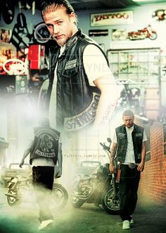 Jax Teller: President and Prince of SAMCRO. Have such a love/hate relationship with him this season