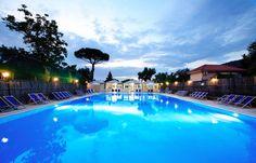 piscina del nostro villaggio  swimming pool  turistic village in Sorrento