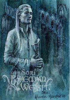 Legolas, Tolkien, Bohemian, Painting, Character, Art, Actresses, Art Background, Painting Art
