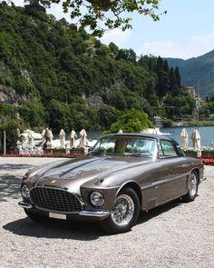 1953 Ferrari 250 Europa Coupé Coachwork by Vignale - Design by Giovanni Michelotti