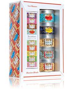 Kusmi Tea – Coffret Miniatures – Les Russes