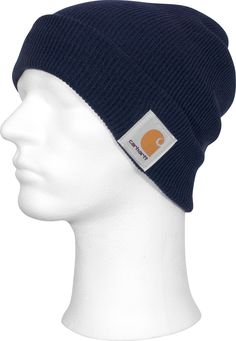 Carhartt Acrylic-Watch-Hat - titus-shop.com  #Beanie #AccessoriesMale #titus #titusskateshop