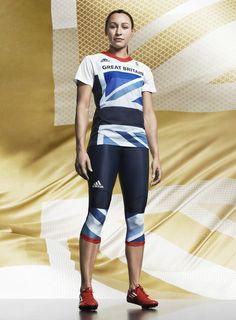 Team GB 2012 Olympic Kit - Stella McCartney for Adidas