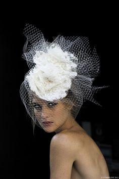 Bridal Fascinator