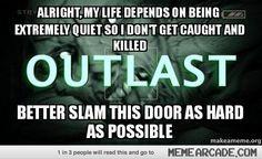 meme outlast - Google Search