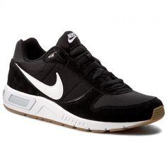 2298e05360 Buty NIKE - Nightgazer 644402 006 Black White - Sneakersy - Półbuty -  Męskie - www.eobuwie.com.pl