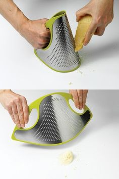 Flexita food grater by Ely Rozenberg