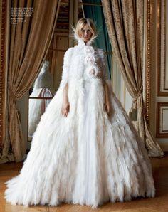 Chanel Haute Couture #FarfetchFairytale
