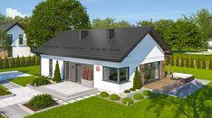Dom przy Bukowej 40 - zdjęcie 1 Outdoor Decor, Home Decor, Decoration Home, Room Decor, Home Interior Design, Home Decoration, Interior Design