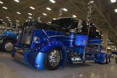 """""""Project TOC"""" Kenworth W900L by Texas Chrome Shop. T.O.C. Trucking."""