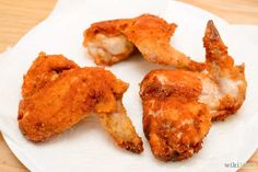 Imagen titulada Fry Chicken Wings Step 14
