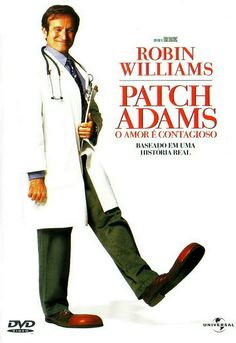 PATCH ADAMS (O Amor é Contagioso)
