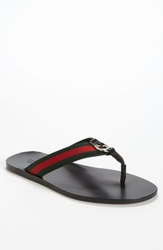 Gucci 'Flip Flip' Flip Flop available at #Nordstrom