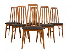 teak dining chairs - Google Search