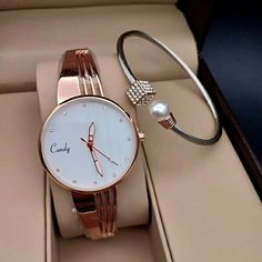 Women's Luxury Watches For Travel And Fashion – Voyage Afield Fancy Watches, Trendy Watches, Cute Watches, Luxury Watches, Women's Watches, Stylish Jewelry, Cute Jewelry, Latest Women Watches, Accesorios Casual