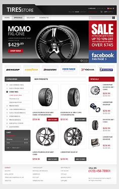 # 38591 http://bit.ly/HvXRT4   Categorías Relacionadas:Coches   Palabras Clave Relacionadas: shop store shopping cart car parts engine speed tyres on-line automibile valves spares filter gauges styling